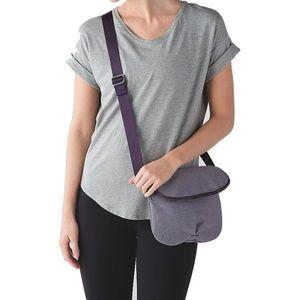 Lululemon Crossbody Bag Deep Zinfandel